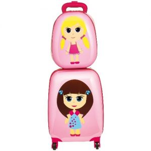 Kofferset paper dolls, Bobble Art