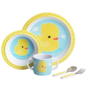 Melamine eetset eendje, A Little Lovely Company