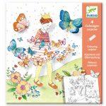 Kleuren Lady Butterfly, Djeco