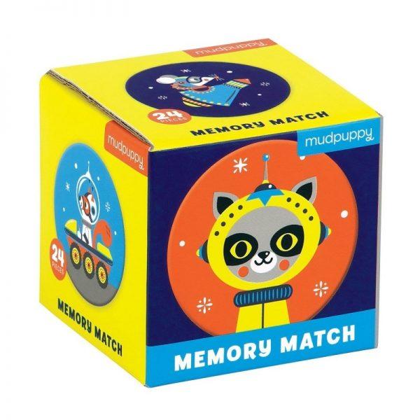 Memorie Space, Mudpuppy