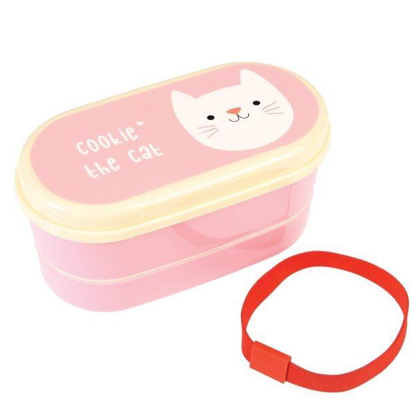 Bento box Cooky the cat, Rex London