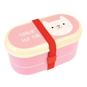 Bento box Cooky the cat, Rex London