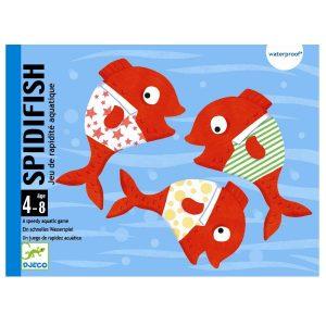 Spel Spidifish, Djeco