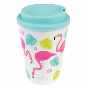 Coffee to go flamingo, Rex London