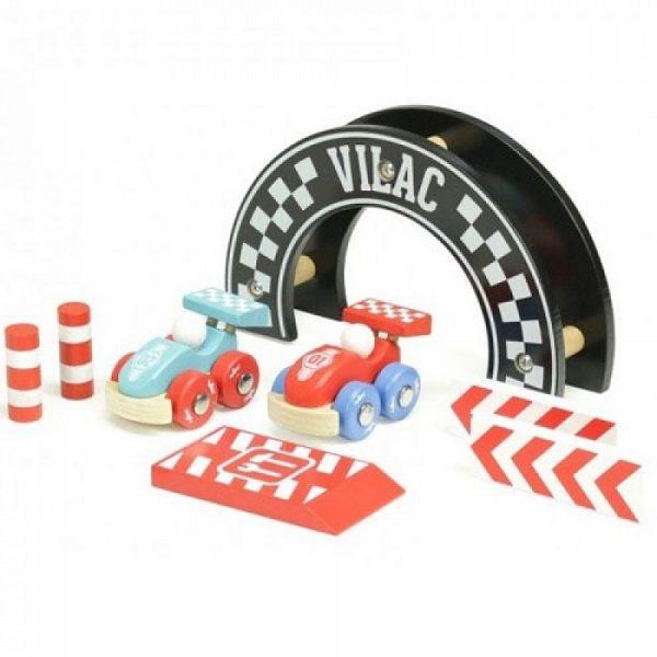 Vilac, auto racebaan Vilacity-33309