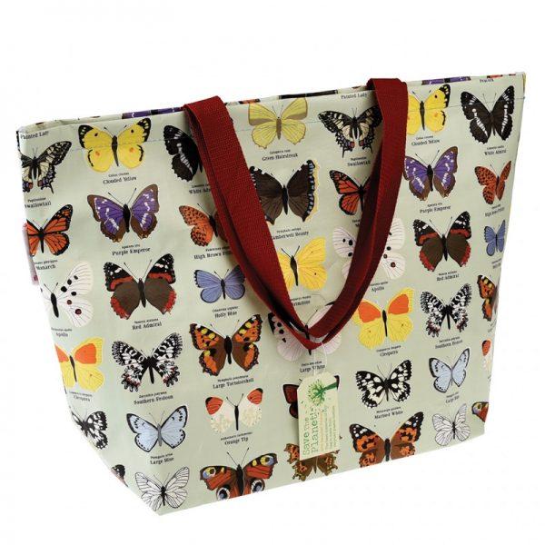 Boodschappentas vlinders Rex London