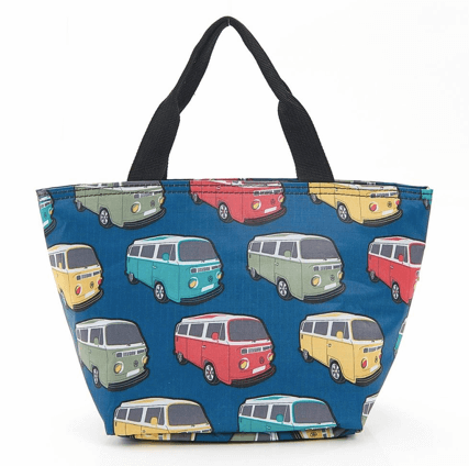 Eco Chic, Lunchtas camper donkerblauw-0