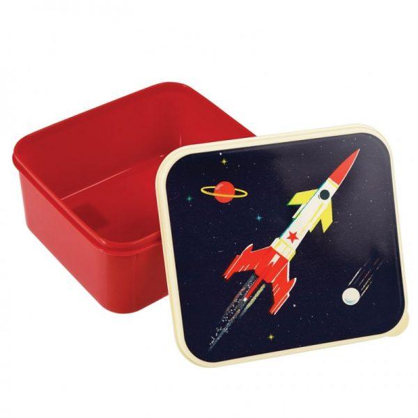 Broodtrommel space age, Rex London
