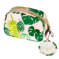 make-up tasje tropical palm, Rex London