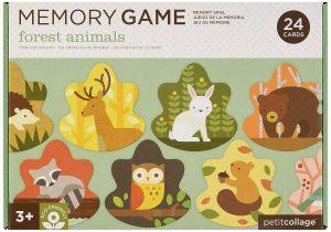 Memorie forest animals, Petit Collage