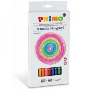 Kleurpotloden driehoek, Primo