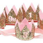 Souza for Kids, Verjaardagskroon 6M, 9M, 2 of 3 jaar.-0