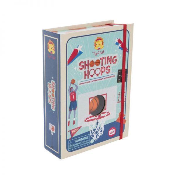 Basketball spel, Shooting Hoops,Tiger Tribe