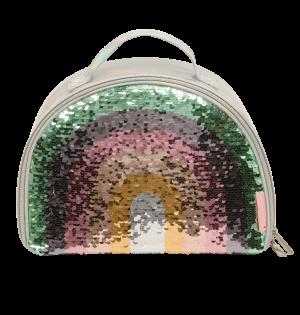 Lunchtas regenboog glitter, A Little Lovely Company