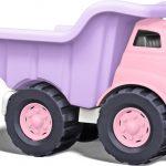 Dumptruck roze, Green Toys