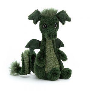 Knuffel draak Sparks dragon, Jellycat