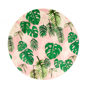 Melamine bord tropical palm, Rex London