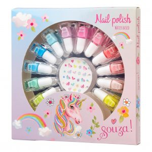 Giftset nagellak (waterbasis) Souza for Kids
