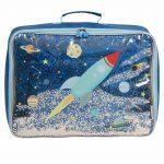 Koffer glitter ruimte, A Little Lovely Company