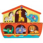 Raampuzzel Noach's ark, Janod