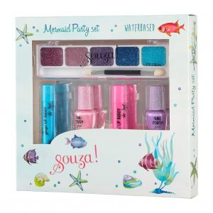 Make-up set zeermeermin (waterbasis) Souza for Kids