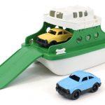 Ferryboat groen, Green Toys