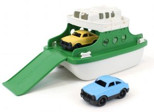 Ferryboat groen, Green Toys