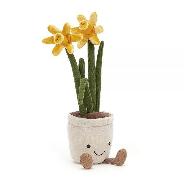Knuffel Narcis, Daffodile amuseable, Jellycat