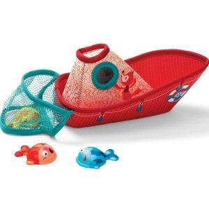 Vissersboot, Lilliputiens