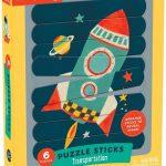 Puzzel sticks transport, Mudpuppy