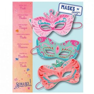 Knutselset maskers maken, Souza for Kids